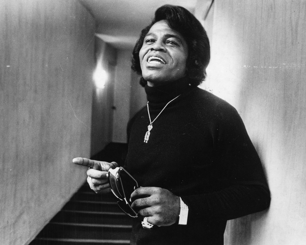 james brown this is a man's world
