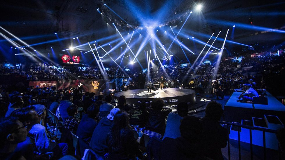 Red Bull BC One World Final Amsterdam 2017
