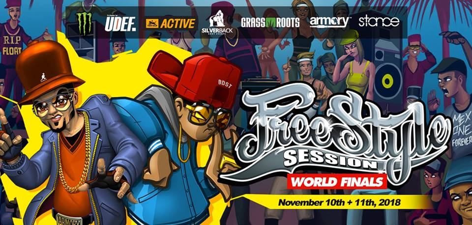 Freestyle Session World Tour / World Finals 2018 - Los Angeles